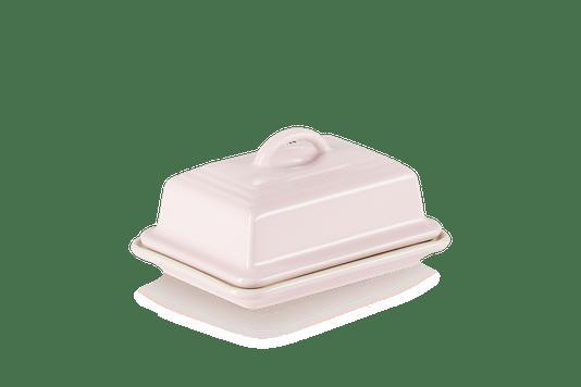 Manteigueira Le Creuset Chiffon Pink 16x12cm