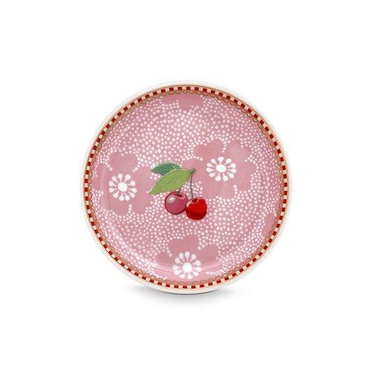 Mini Prato Dotted Flower Floral Pip Studio Rosa 9cm