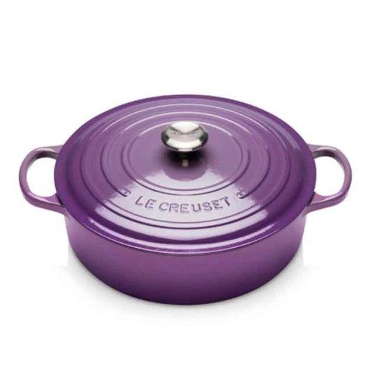 Panela Risotto Signature Le Creuset Ultra Violeta 30 cm