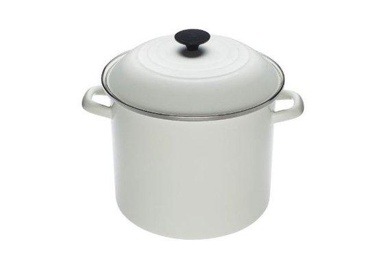 Panela Stock Pot Le Creuset Branco 26 Cm