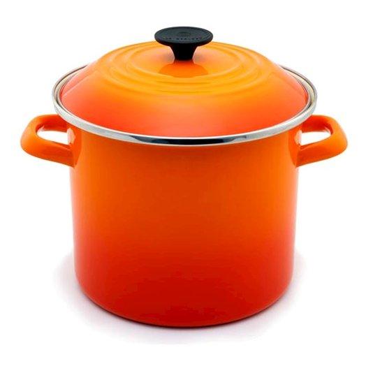 Panela Stock Pot Le Creuset Laranja 7,6 litros