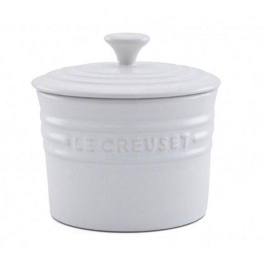 Porta Condimentos Pequeno Le Creuset Branco