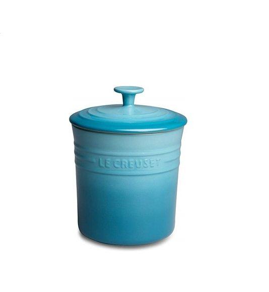 Porta Mantimentos Médio Azul Caribe Le Creuset 3,8 Litros