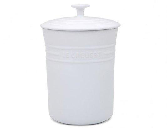 Porta Mantimentos Pequeno 2,1 Litros le Creuset Branco