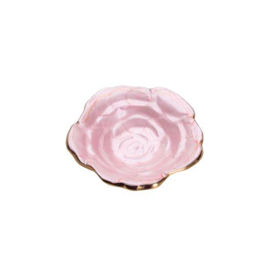 Porta Objetos de Alumínio Rojemac Pink 10X4CM