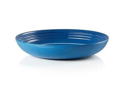 Prato Fundo Le Creuset Azul Marseille 22cm