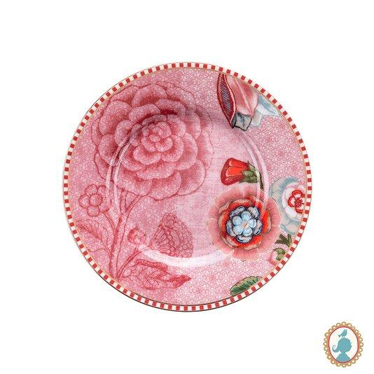 Prato Petit Four Spring To Life Pip Studio Rosa