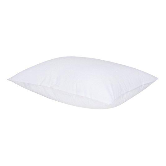 Protetor de Travesseiro Malha Maison II Buddemeyer Branco 50x90cm