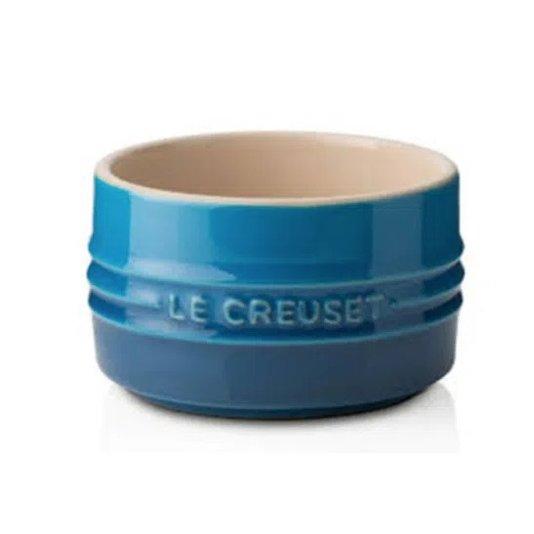 Ramekin Médio Le Creuset Azul Marseille 200 ml