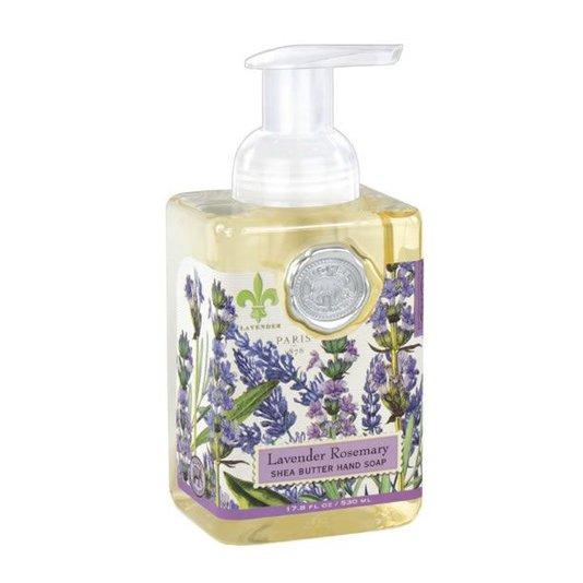 Sabonete Líquido Lavender Rosemary Michel Design  530ML