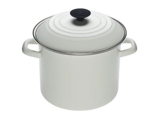 Stock Pot 22cm Branco Le Creuset