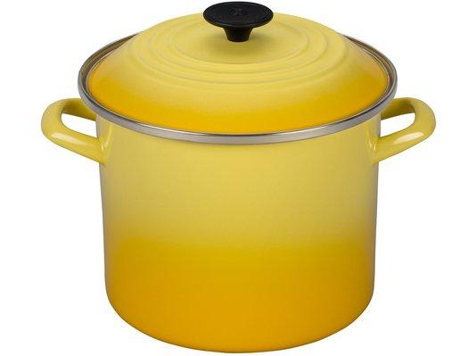 Stock Pot Le Creuset Amarelo Soleil 22 cm