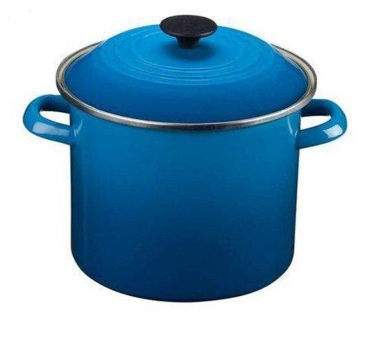 Stock Pot Le Creuset Azul Marseille 22 cm