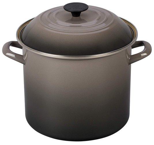 Stock Pot Le Creuset Flint 26 Cm
