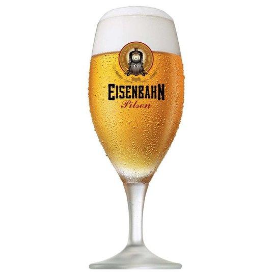 Taça de Cristal Eisenbahn Pilsen Ruvolo 400 ml