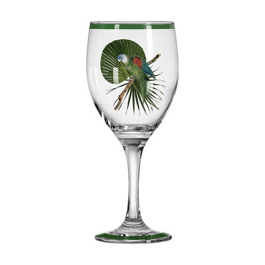 Taça de Vinho em Cristal Tropicalha Taj Home
