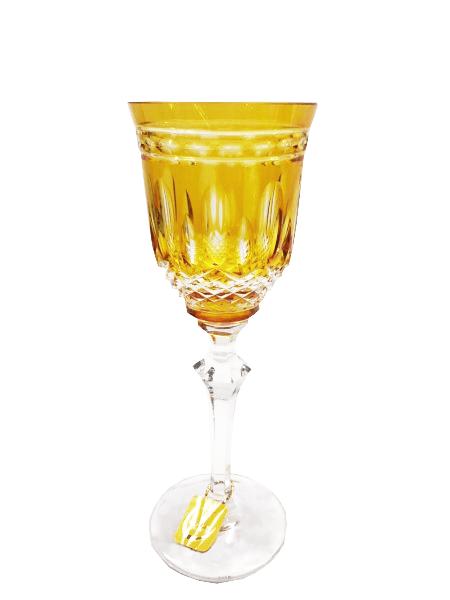 Taça para Licor em Cristal Overley Mozart Âmbar 110 ml