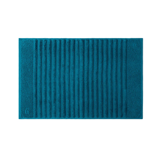 Tapete Piso Ondulato Trussardi Mediterrâneo 48 x 80 cm