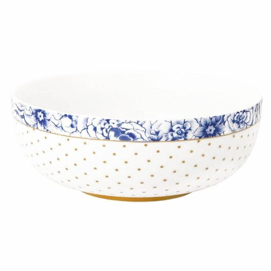 Tigela Bowl Royal White Pip Studio 15 cm