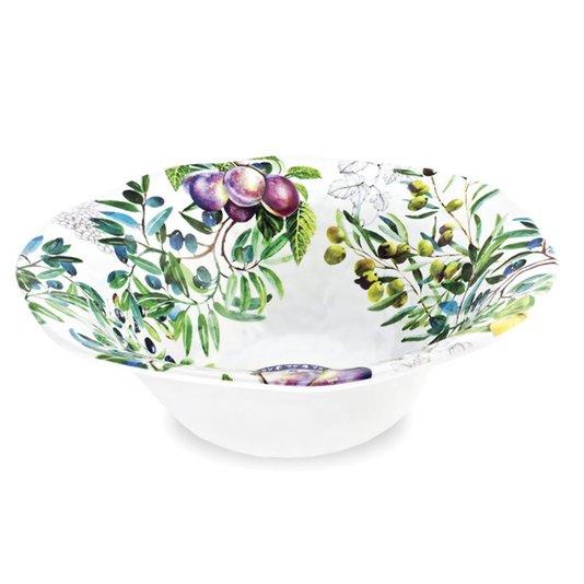 Tigela Bowl Tuscan Grove em Melamina Michel Design Works 35 cm