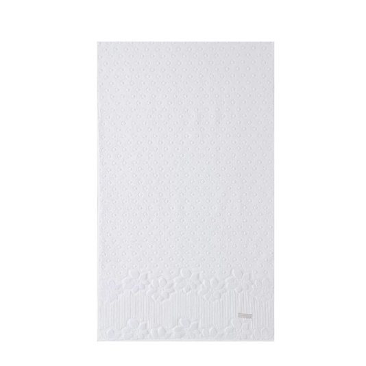 Toalha de Banho Lollipop 1,35 x 0,70 Branco Buddemeyer