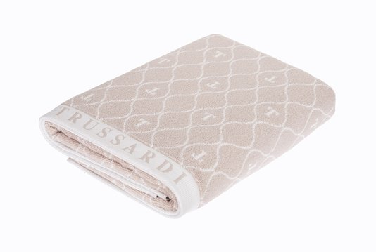 Toalha De Banho Speciale Soft Rose Trussardi 86X160