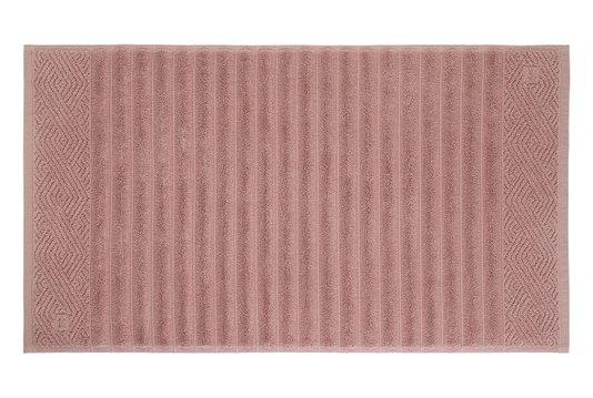 Tapete Piso Ondulato Trussardi Rosato 48 x 80 cm