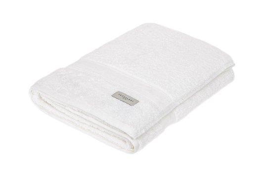 Toalha de Rosto Egitto Elegance Branco Trussardi 48X90