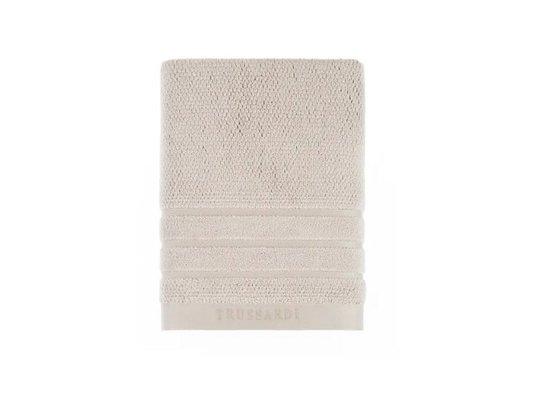Toalha de Rosto Massima Trussardi Nocciola 48cm x 90cm