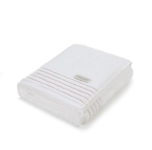 Toalha De Rosto Palladio Branco/Rosato 48x80cm