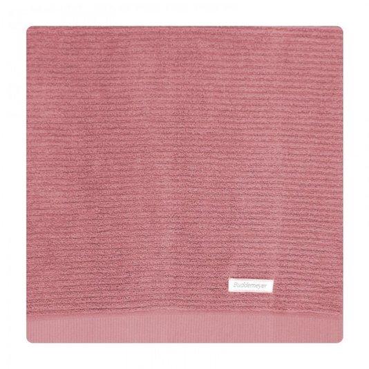 Toalha Lavabo Dual Rib Buddemeyer Rosa 50 cm