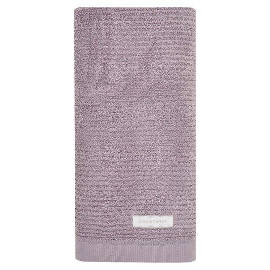 Toalha Lavabo Dual Rib Buddemeyer Violeta 50 cm