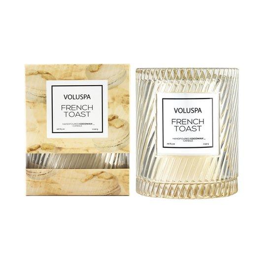 Vela French Toast Macaron Copo Redoma Voluspa 55 Horas