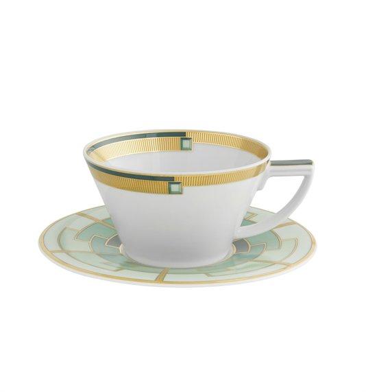 Xícara de Chá com Pires Emerald Vista Alegre