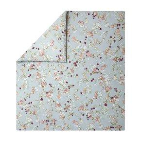 Capa de Duvet Blossom Super King 200 Fios Algodão Orgânico Yves Delorme 2,80x2,40m