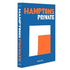 Livro Hamptons Private Assouline