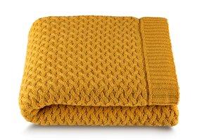 Manta Bassinet 100% Algodão By The Bed Amarelo