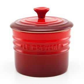 Porta Condimentos Médio Cerâmica Le Creuset Vermelho 400 ml