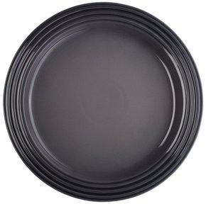 Prato Raso de Cerâmica Le Creuset Flint 27 cm