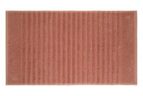 Tapete Piso Ondulato Trussardi Terracota 48 x 80 cm