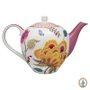 Bule Floral Fantasy PiP Studio Branco 1600ml