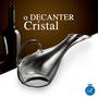 Decanter De Cristal Pato Rojemac Transparente 1,8 Litros
