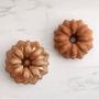 Forma para Bolo Bloom Marissa Lounina Cobre 24,5 cm