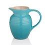 Jarra de Cerâmica 600ML Le Creuset Azul Caribe