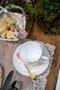 Jogo com 4 Colheres de Porcelana Lu Manu Fisch