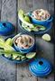 Mini Cocotte Cerâmica Le Creuset Azul Marseille