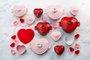Panela Coração Le Creuset Vermelho 20 cm