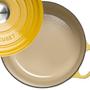 Panela Redonda Le Creuset Signature Amarelo Soleil 22 cm