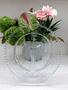 Prato Sousplat Cristal Pearl Wolff Transparente 31,5 cm