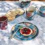 Tigela Bowl Spring to Life Pip Studio Azul 12 cm